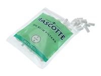 Фильтры для самокруток MASCOTTE Slim Menthol 6мм (120 шт)
