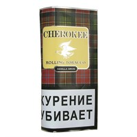 Сигаретный табак Cherokee Vanilla Drive кисет 25 г.