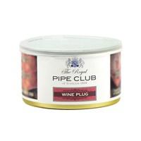 Табак трубочный The Royal Pipe Club Plug Wine (100 гр)