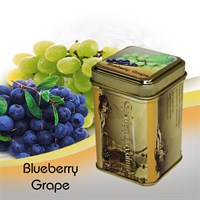 Табак для кальяна Golden Layalina Blueberry Grape (Черника с виноградом)