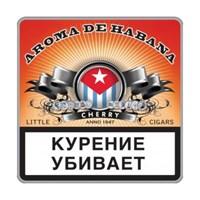Сигариллы Aroma de Habana Cherry (10 штук)