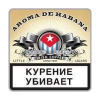 Сигариллы Aroma de Habana Irish Coffee (10 штук)