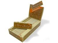 Сигаретная бумага Smoking №8 Pure Hamp Unbleached (не отбеленная) 70 мм