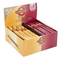 Набор сигарилл  Candle Light  Cherry - Vanilla  Filter (упаковка 50 штук)