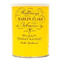 Табак для трубки Rattrays Marlin Flake (100 гр)