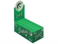 Сигаретная бумага Smoking Green 70 мм