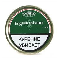 Табак для трубки Savinelli English Mixture 50 гр.