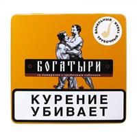 Папиросы Богатыри Бленд №2 (с ванильным трубочным табаком)