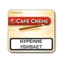 Сигариллы Cafe Creme  Vanilla (10 шт.)