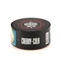 Табак для кальяна Must Have Undercoal Cherry-Cola банка 25 гр