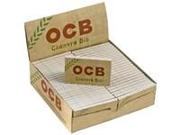 Бумага для самокруток ОСВ Double Organic 100 листов 70 мм