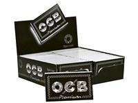 Сигаретная бумага OCB DOUBLE Premium 100 листов 70 мм