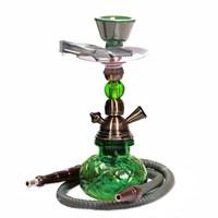 Кальян Medina D2453-HDM02SB-2107АС зеленый