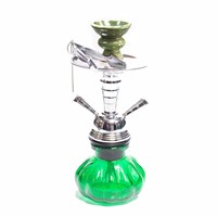 Кальян Medina D2409-DM02S-714S/CP зеленый