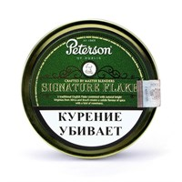 Табак для трубки PETERSON SIGNATURE FLAKE (100 гр.)