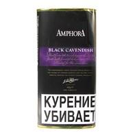 Табак для трубки AMPHORA BLACK CAVENDISH 40 гр.
