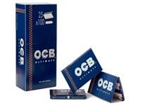 Сигаретная бумага OCB Ultimate Double 100 листов 70 мм