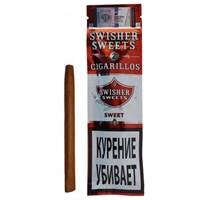Сигариллы Swisher Sweets Sweet Cigarillos (2 шт.)