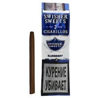 Сигариллы Swisher Sweets Blueberry Cigarillos (2 шт.)