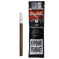 Сигариллы Black Stone Cherry Tip Cigarillos (2 шт)