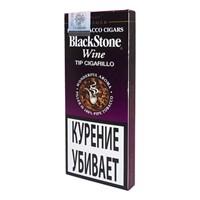 Сигариллы Black Stone Tip Cigarillos Wine (5 шт.)