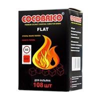 Уголь для кальяна COCOBRICO (108 куб.)