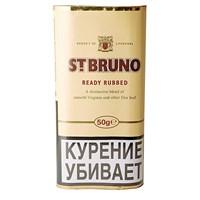 Трубочный табак St. BRUNO READY RUBBED,кисет 50 гр.