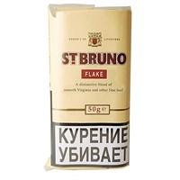 Трубочный табак St. BRUNO FLAKE, кисет 50 гр.