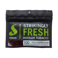 Табак для кальяна Fumari Красные мармеладные мишки Red Gummi Bear 100 гр