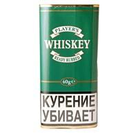 Табак для трубки PLAYER S WHISKEY READY RUBBED 40 гр.