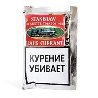 Табак сигаретный Stanislaw Black Currant 40 гр