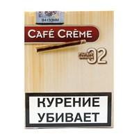 Сигариллы Cafe Creme Vanilla Filter 02 (8 шт)