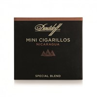 Сигариллы Davidoff Mini Cigarillos Nicaragua (пачка 20 шт.)