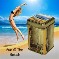 Табак для кальяна Golden Layalina Fun on the Beach (Веселье на пляже)