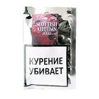 Табак трубочный Stanislaw Scottish Autumn Flake 40 гр