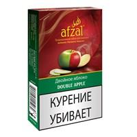 Табак для кальяна Afzal Double Apple (Двойное Яблоко) 40 гр.