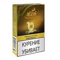 Табак для кальяна Afzal Ginger Elle (Имбирный Эль) 40 гр.
