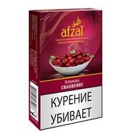 Табак для кальяна Afzal Cranberry (Клюква) 40 гр.