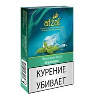 Табак для кальяна Afzal Spearmint (Перечная мята) 40 гр.