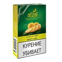 Табак для кальяна Afzal Sweet Lime (Сладкий лайм) 40 гр.
