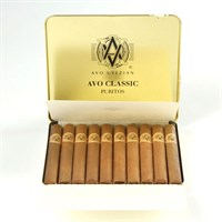 Сигары AVO Puritos Classic (10 шт)