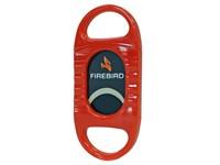 Гильотина для сигар Colibri Firebird Nighthawk Red