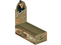 Сигареная бумага Smoking №8 Organic  (70 мм)