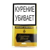 Табак для сигарет Captain Black Bright Virginia 30 гр.