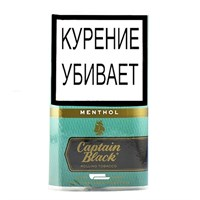 Табак для сигарет Captain Black Menthol 30 гр.