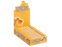 Сигаретная бумага MANTRA MEDIUM PEACH 78 мм (ароматизированная)