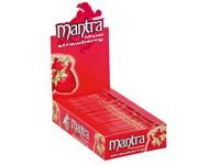 Сигаретная бумага MANTRA MEDIUM STRAWBERRY 78 мм (ароматизированная)