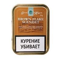 Трубочный табак Gawith Hoggarth BROWN FLAKE SCENDET, банка 50 гр.