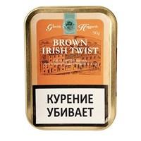 Трубочный табак Gawith Hoggarth BROWN IRISH TWIST, банка 50 гр