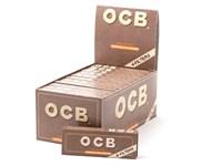 Сигаретная бумага OCB VIRGIN UNBLEACHED 78mm + Filter Tips